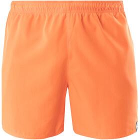 adidas Solid Beach Shorts Men Hi-Res Orange
